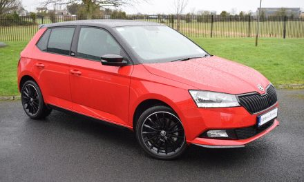 New Škoda Fabia Monte Carlo 1.0-litre 110bhp – Full Review Coming Soon.