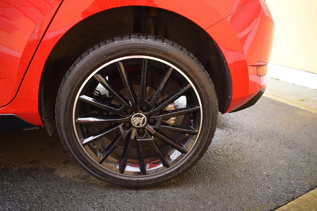 New Škoda Fabia