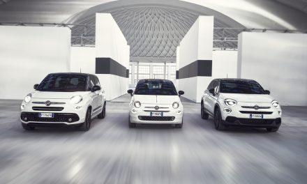 FIAT Celebrates 120 Years at the Geneva Motor Show 2019.