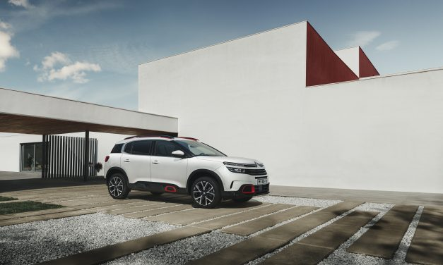 New Citroën C5 Aircross – On Sale Now, From Just €26,495.