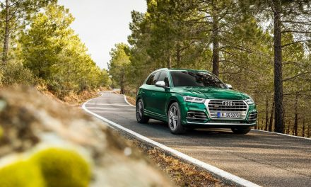 New Audi SQ5 TDI – Pricing Announced.