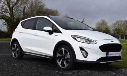 New Ford Fiesta SUV Takes An Active Role!