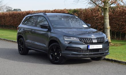 Škoda Karoq SUV – 2.0TDI 'SportLine' 150bhp, 6-Speed Manual.
