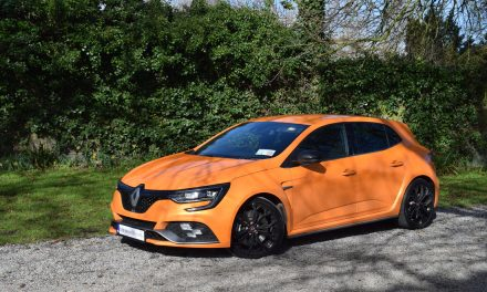 All-New Renault Megane R.S is a 'Really Special' Performance Car.