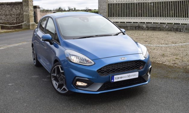 All-New Ford Fiesta ST – A Simply Terrific Hot Supermini…Yet Again.