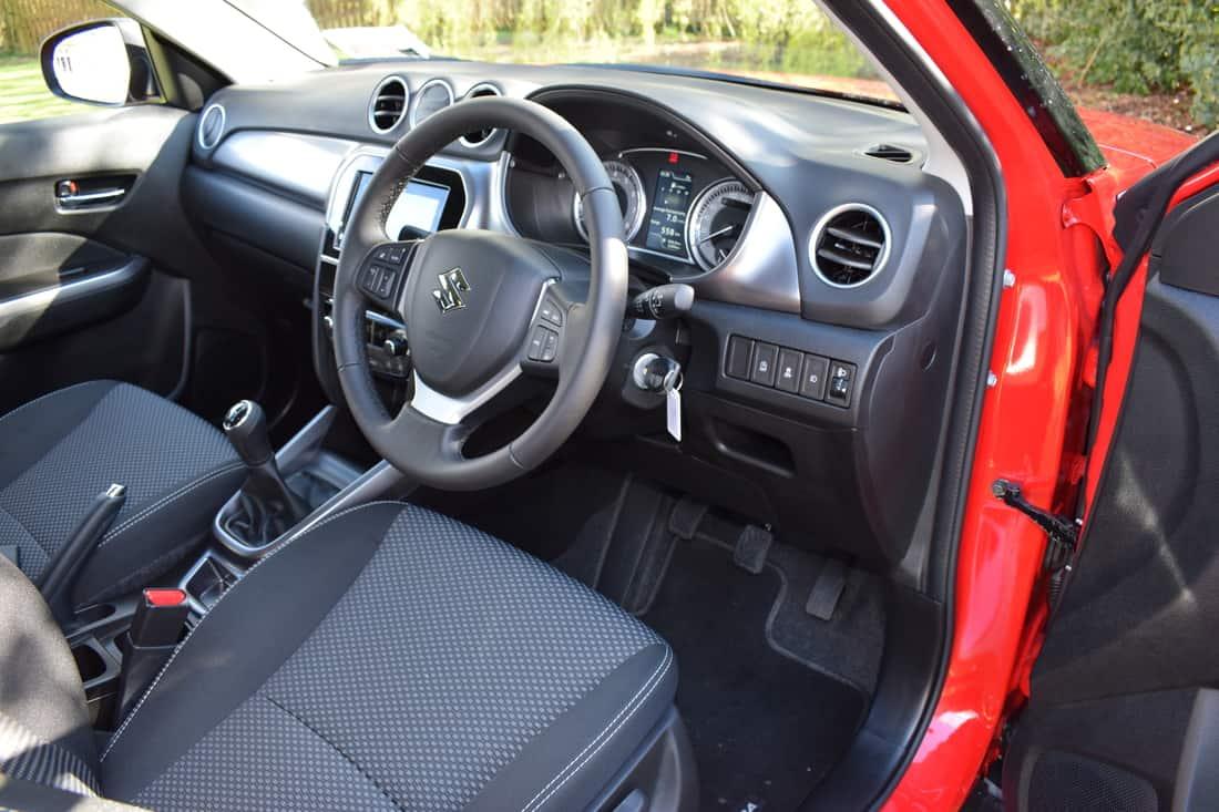 Suzuki Vitara SZ-T