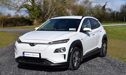 All-New Hyundai KONA Electric 64kWh – Silent Progression.