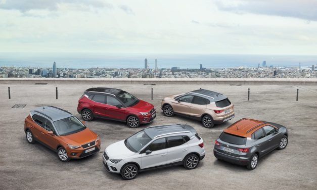 SEAT Ireland Delivers Exceptional Sales Results for Q1, 2019.