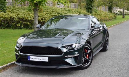 Magnificent Mustang – New Ford Mustang BULLITT 5.0-Litre V8