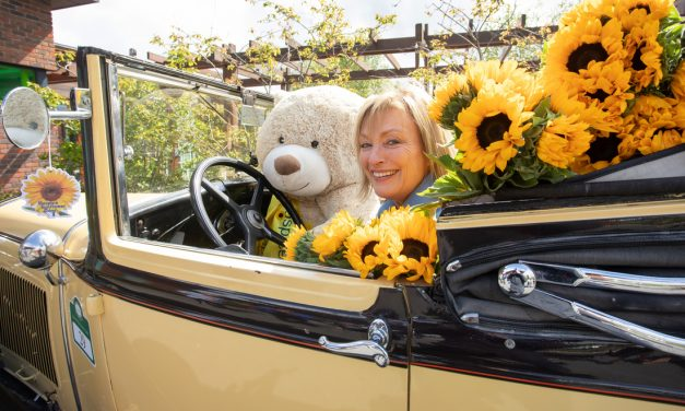 Hospice Sunflower Days 2019 – Please Show Your Support.