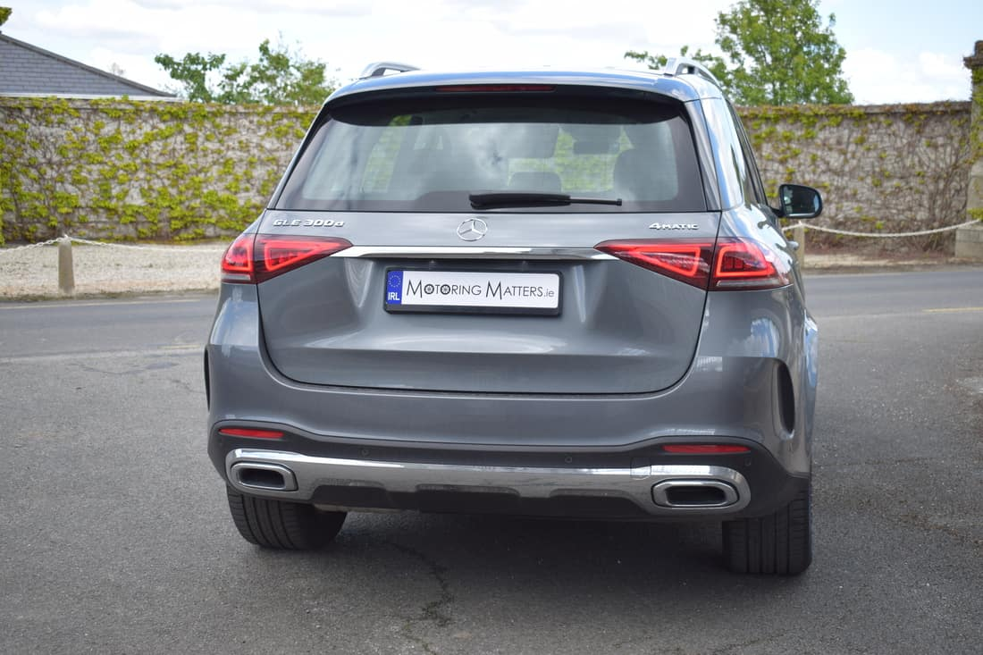 Mercedes-Benz GLE 300d