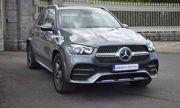 New Mercedes-Benz GLE 300d 4MATIC – Full Review.