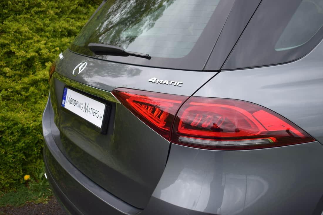 Mercedes-Benz GLE 300d