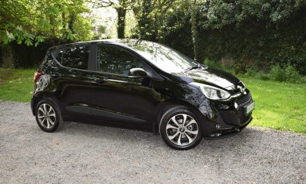Hyundai i10 – Ireland's Best-Selling City Car in Quarter 1, 2019