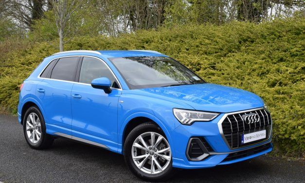 New Audi Q3 SUV – Quality Without Compromise.