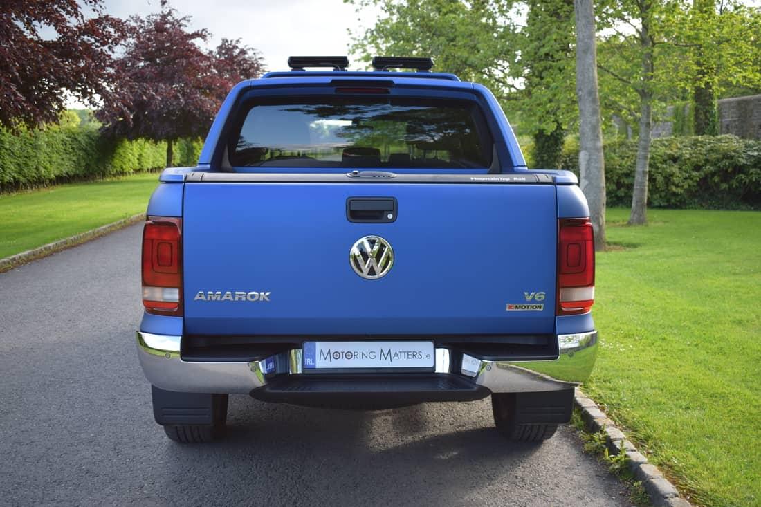VW AMAROK V6