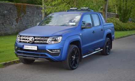 Volkswagen Amarok 'AVENTURA' Double-Cab Pick-Up 3.0-Litre V6.