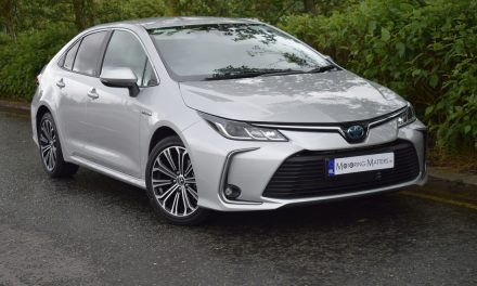 New Toyota Corolla Saloon Hybrid – Built For A Better World.