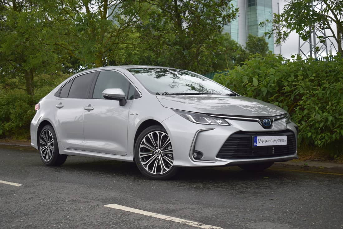 New Toyota Corolla Saloon Hybrid - Built For A Better ...