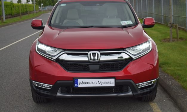 New Honda CR-V Hybrid – Quietly Confident SUV.