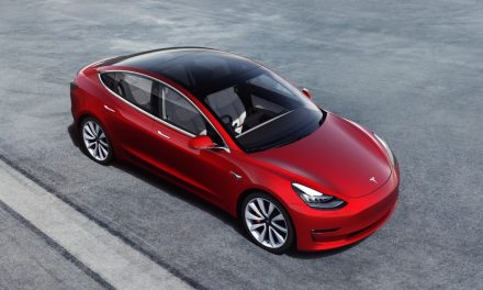 New TESLA MODEL 3 – Orders Now Being Taken