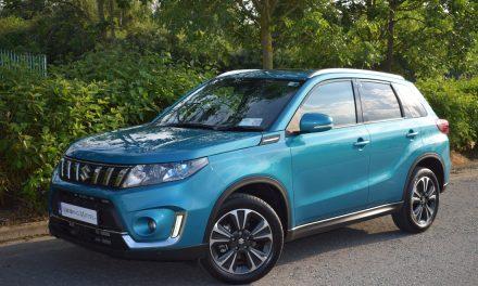 2019 Suzuki Vitara 1.4-Litre (Petrol) SZ5 AllGrip (4WD)