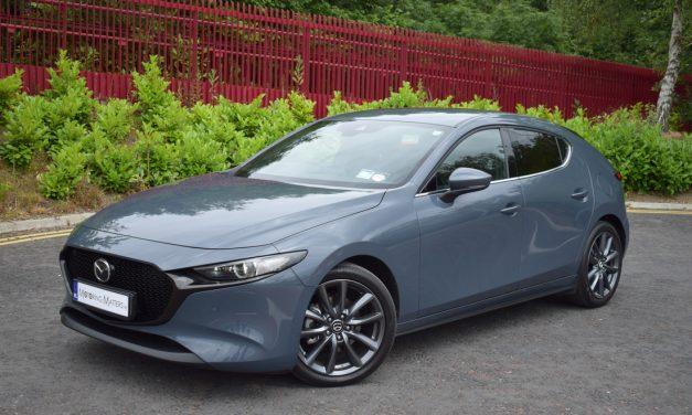 All-New Mazda 3 'GT Sport' – A New Era In Motoring.