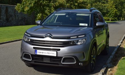 New Citroën C5 Aircross – The Next Generation of SUV.