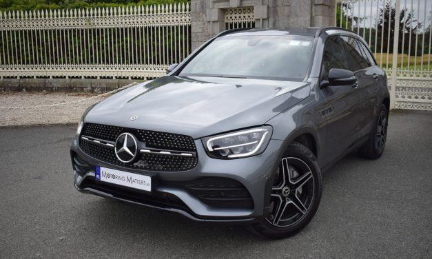 New Mercedes-Benz GLC – Luxury Mid-Size SUV Redefined.