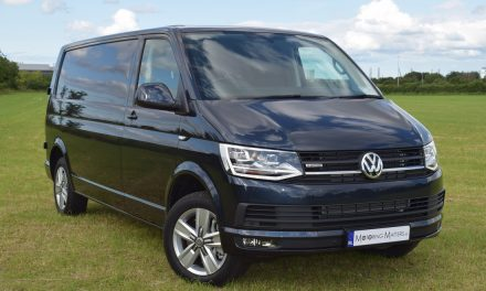 VW Transporter – A Modern Take On A Legendary Icon.
