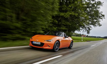 New Mazda MX-5 30th Anniversary Model Unveiled.