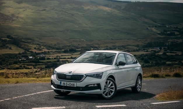All-New ŠKODA SCALA 1.0 TSI (Petrol) 115bhp 'Style' Review.