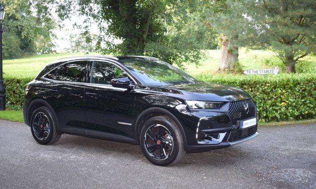 Sensational New DS7 CROSSBACK Luxury SUV – A Different Spirit.