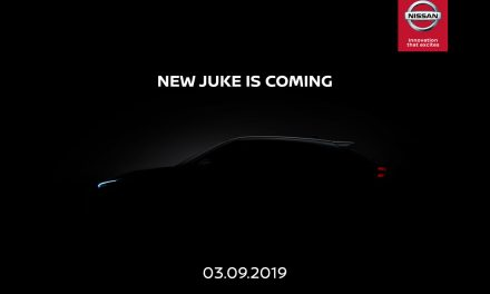 New Nissan Juke Is Coming Soon – Teaser Image Released.