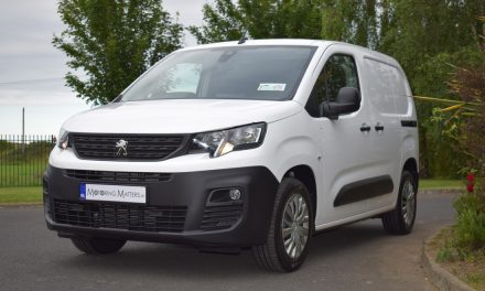 New PEUGEOT Partner Panel Van – A Partner You Can Rely On.
