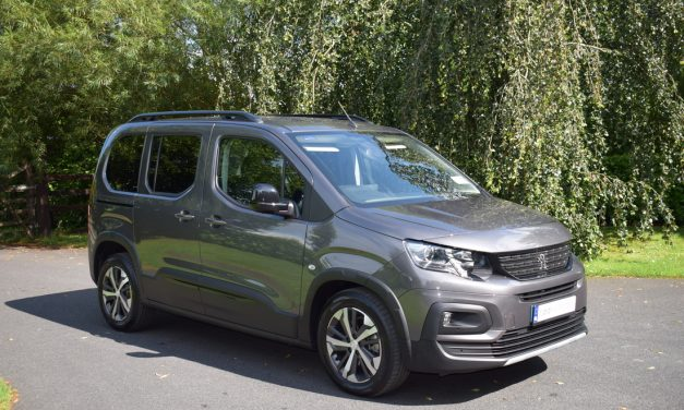 New Peugeot Rifter MPV – New Sensations Await.