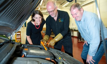 'ELVES' LAUNCHES INAUGURAL TRAINING PROGRAMME TO DRIVE RECYCLING OF ELECTRIC AND HYBRID VEHICLE BATTERIES.