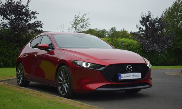 All-New MAZDA 3 1.8-Litre Diesel – Frugal and Fun.