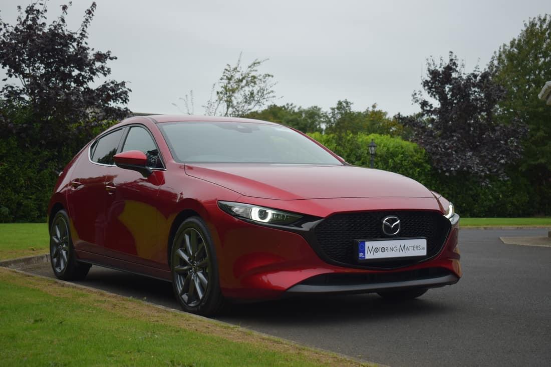 New Mazda 3 Diesel