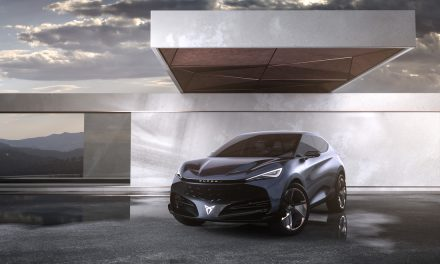 A Glimpse Of The Future – CUPRA Tavascan All-Electric Concept.