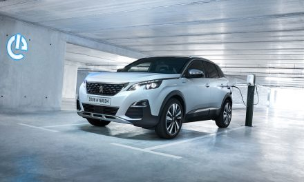 PEUGEOT UNLEASHES 300BHP HYBRID 4WD 3008 SUV – EMITTING JUST 29G CO2.
