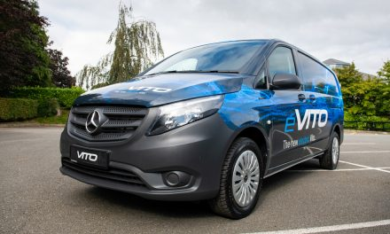 Mercedes-Benz Launch Electric Vito.