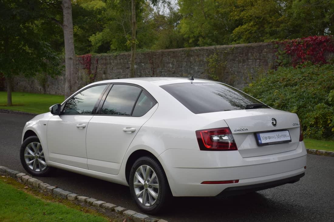 Škoda Octavia Soliel