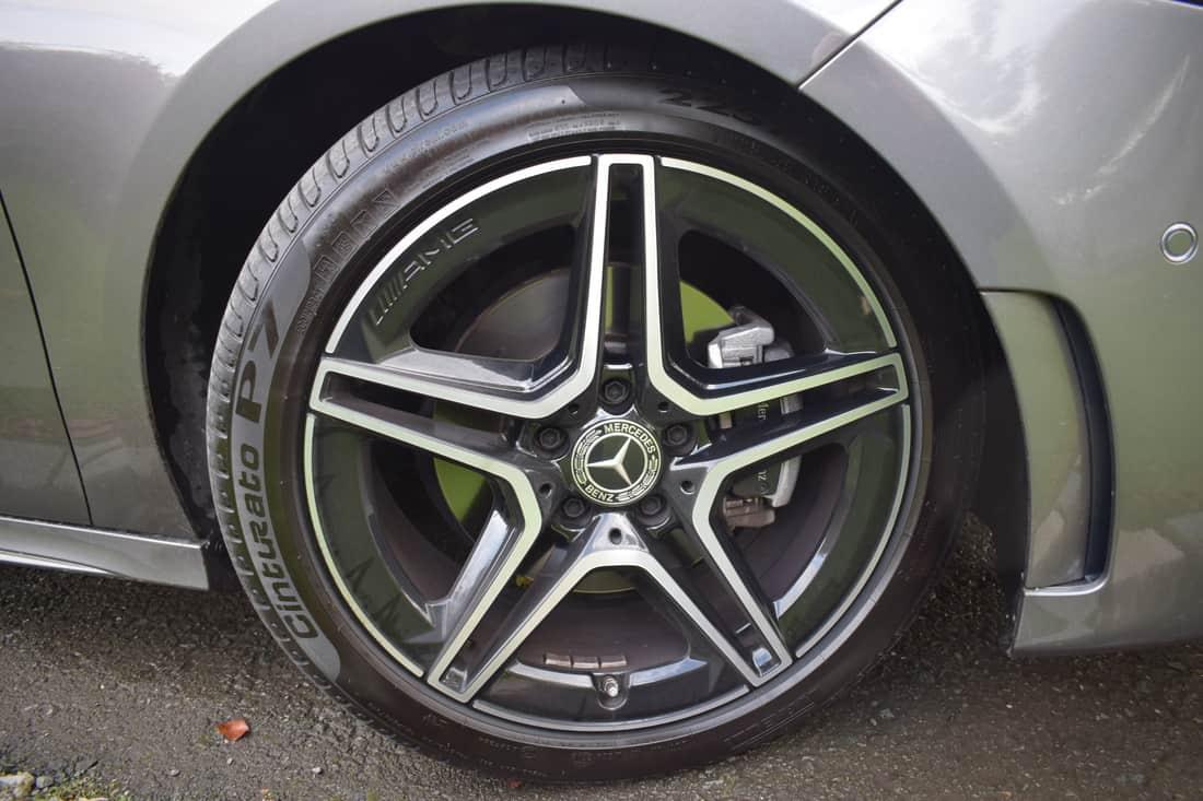 New Mercedes-Benz A-Class Saloon