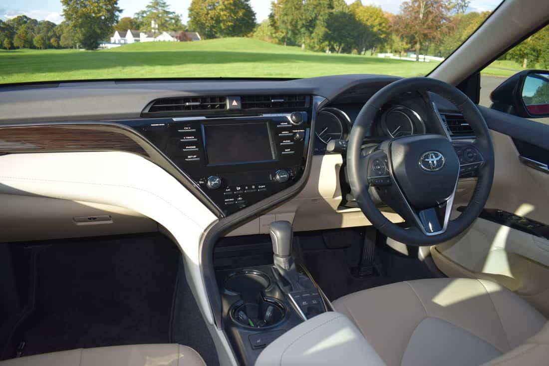 New Toyota Camry