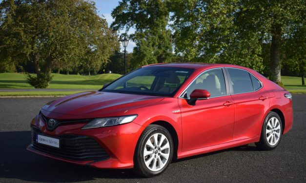 The Toyota Camry Is Back – Bigger, Better & More Silent Than Ever.
