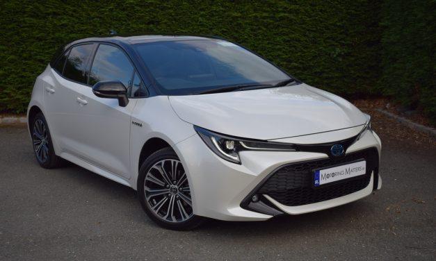 Toyota Launch 'Hybrid Advantage' Sales Campaign.