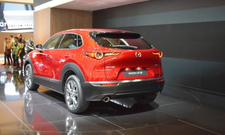New Mazda CX-30 Available To View In Mazda Showroom's Nationwide.