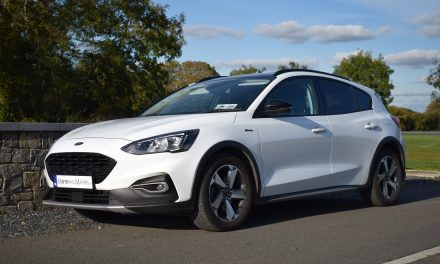 New Ford Focus 'ACTIVE' Hatchback 1.5TD – A Dynamic Crossover.