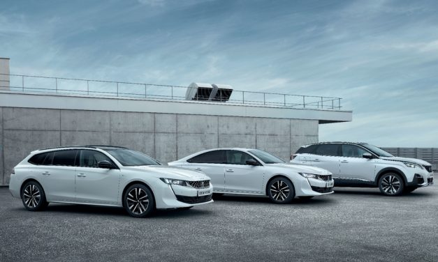 Plug-In Hybrid To Be Available In The Impressive New Peugeot 508 Range.